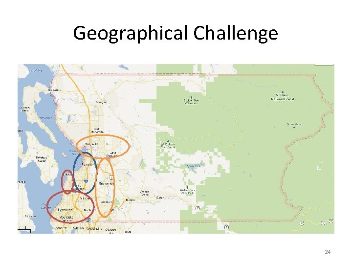Geographical Challenge 24