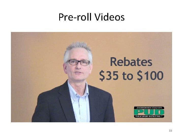 Pre-roll Videos 33