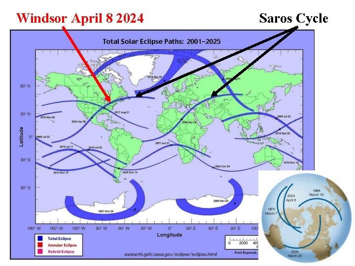Windsor April 8 2024 Saros Cycle