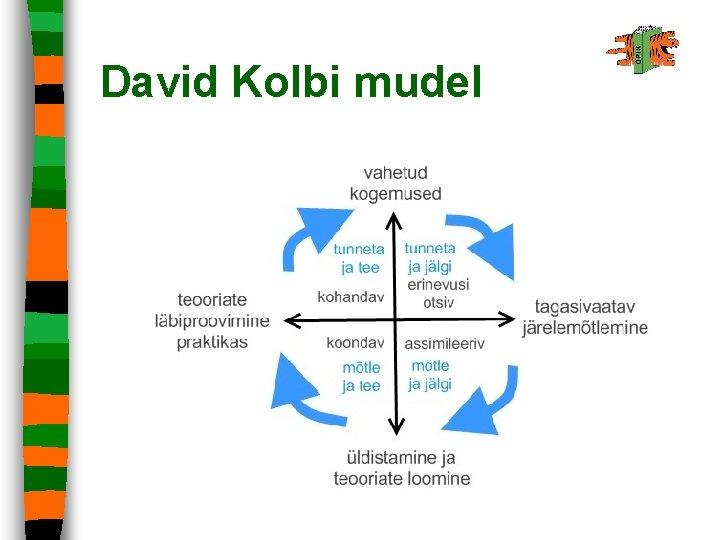 David Kolbi mudel