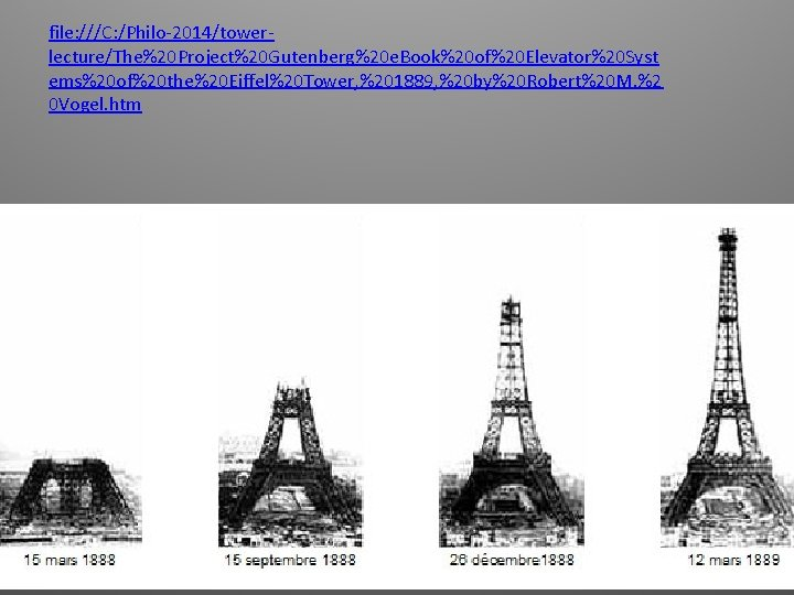 file: ///C: /Philo-2014/towerlecture/The%20 Project%20 Gutenberg%20 e. Book%20 of%20 Elevator%20 Syst ems%20 of%20 the%20 Eiffel%20