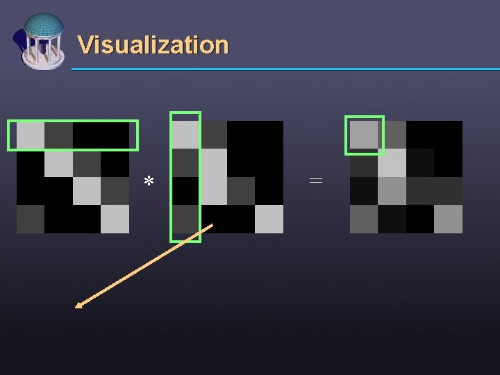 Visualization * =
