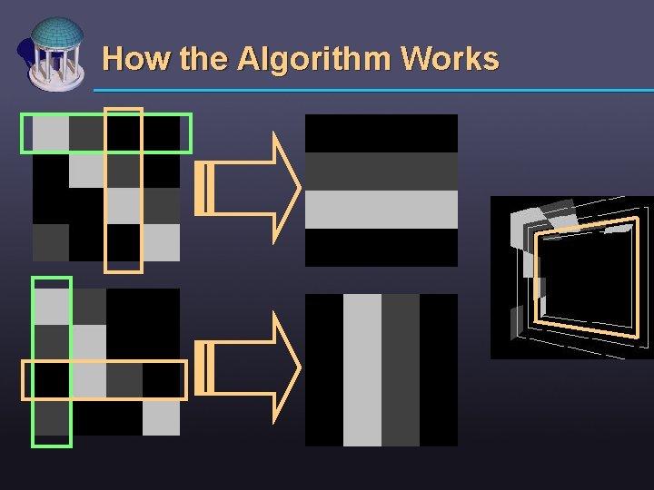 How the Algorithm Works