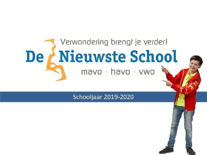 Schooljaar 2019 -2020