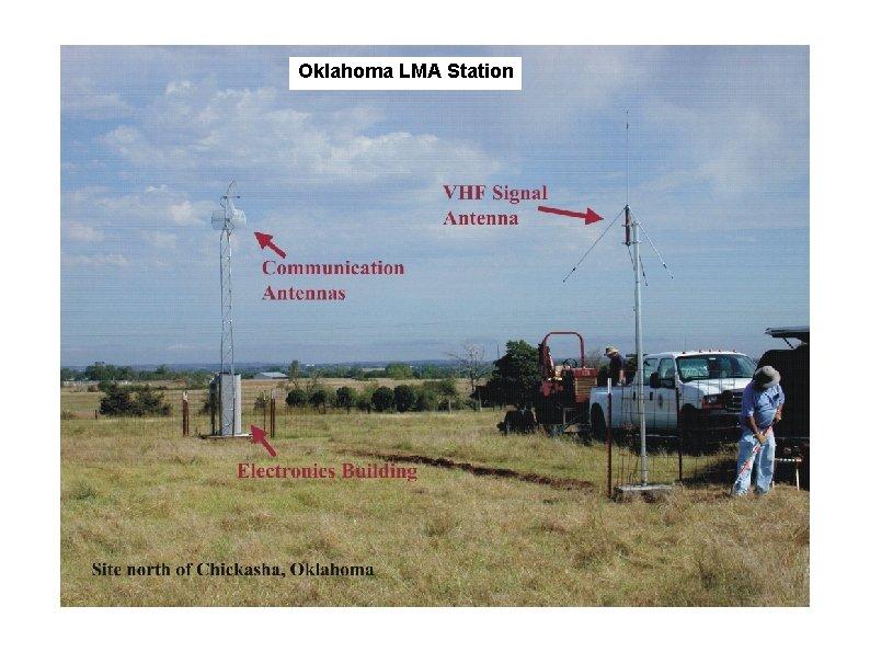 Oklahoma LMA Station