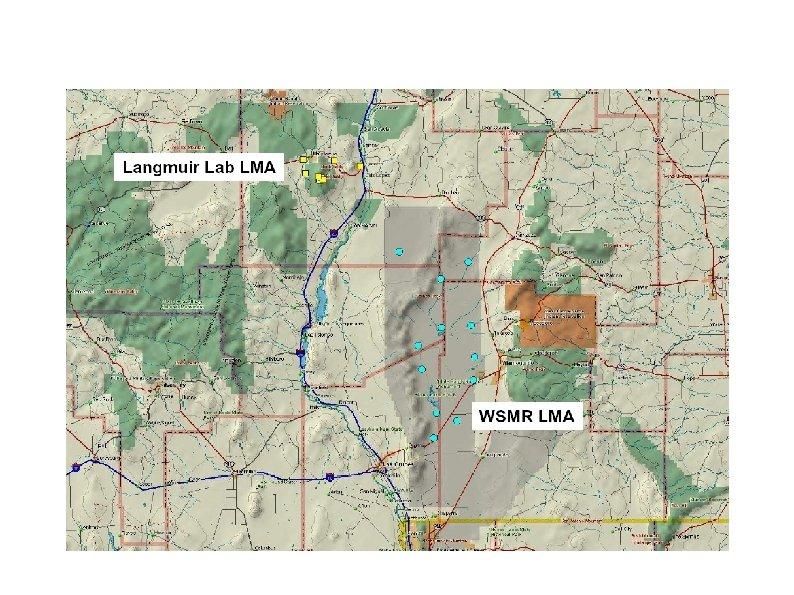 New Mexico LMA Networks