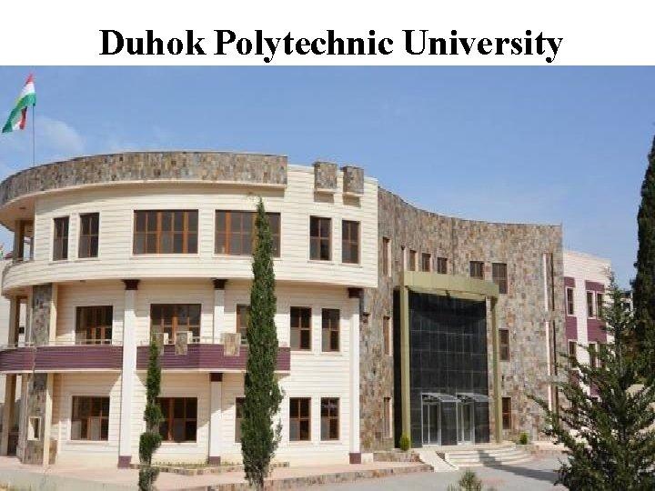 Duhok Polytechnic University