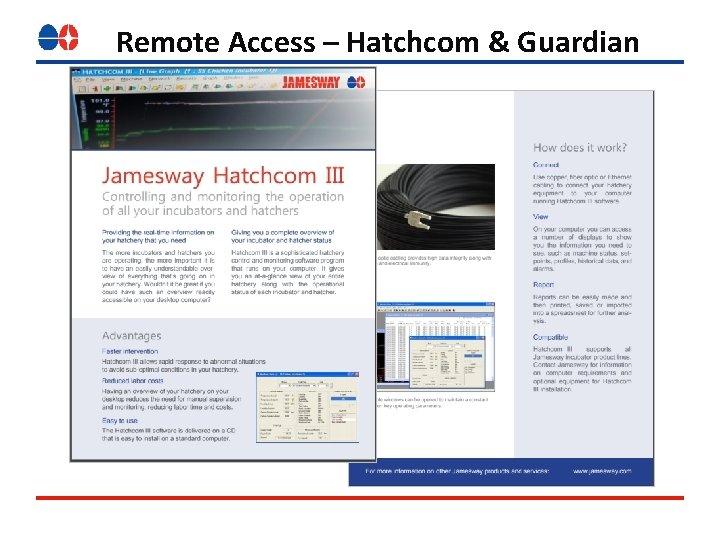Remote Access – Hatchcom & Guardian