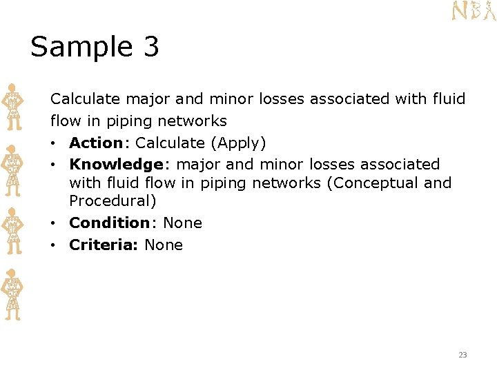 Sample 3 Calculate major and minor losses associated with fluid flow in piping networks