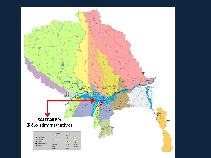 SANTARÉM (Pólo administrativo)