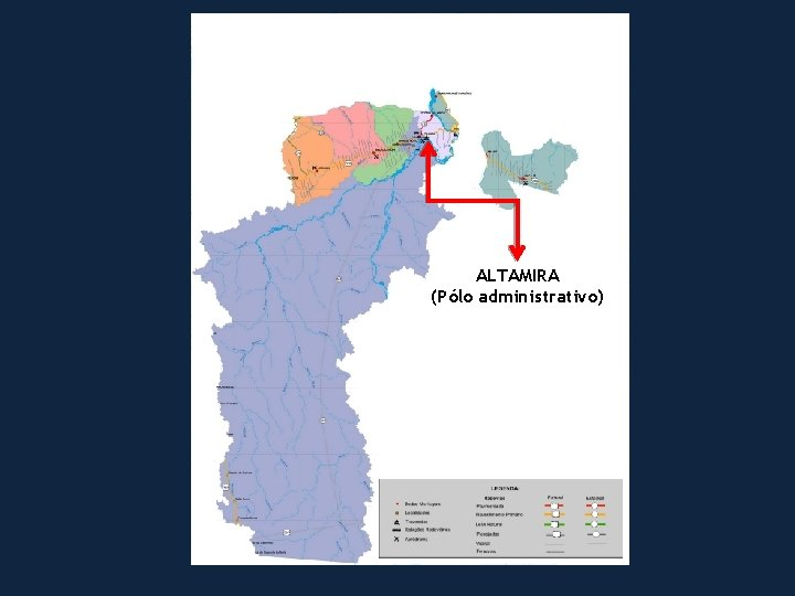 ALTAMIRA (Pólo administrativo)