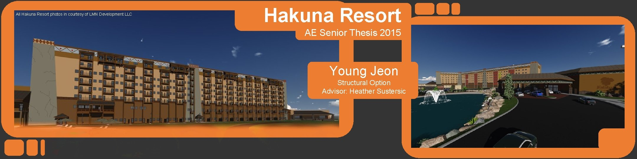 All Hakuna Resort photos in courtesy of LMN Development LLC Hakuna Resort AE Senior