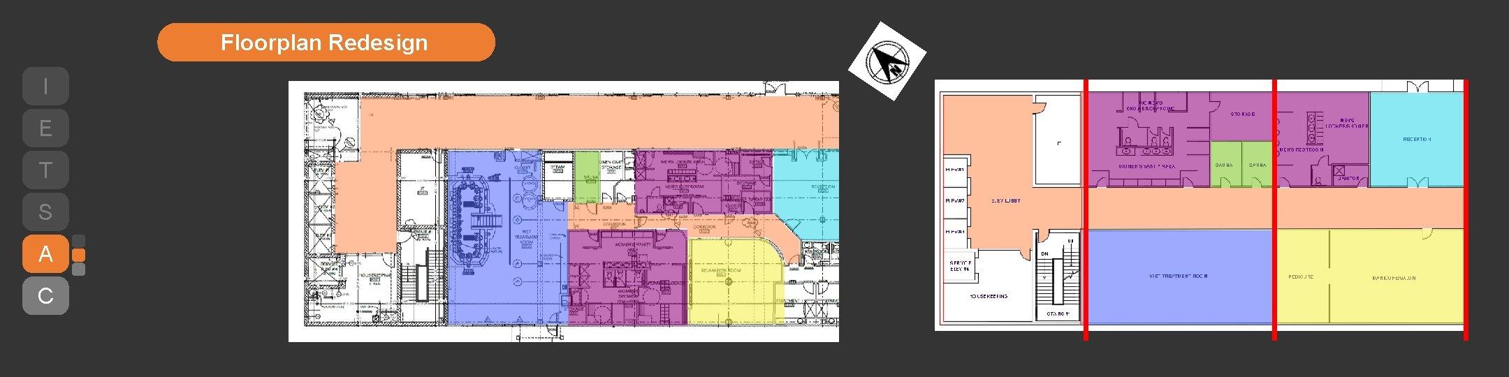 Floorplan Redesign I E T S A C