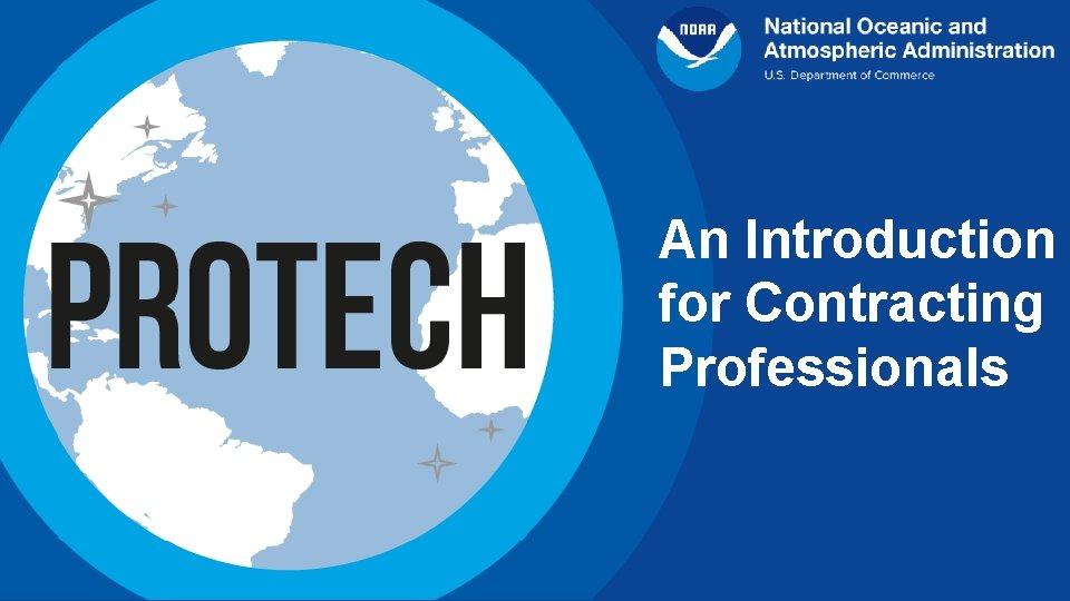 An Introduction for Contracting Professionals