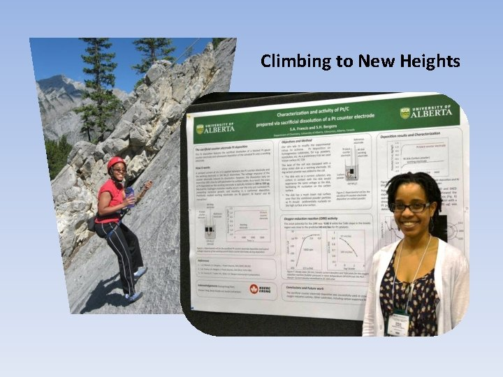 Climbing to New Heights