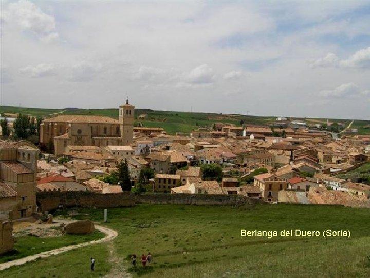 Berlanga del Duero (Soria)