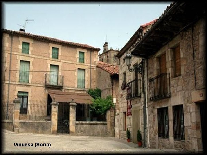 Vinuesa (Soria)