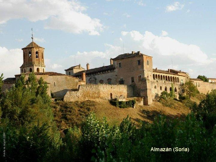 Adelia de Mguel, 2005 Almazán (Soria)