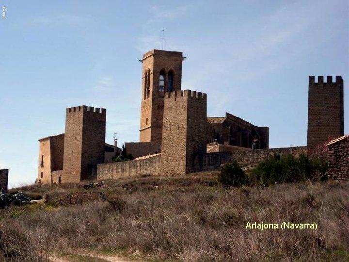 Almma Artajona (Navarra)