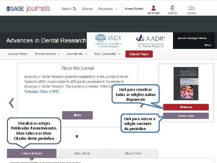 Quality Content • Resource Management • Access • Integration • Consultation Link para visualizar
