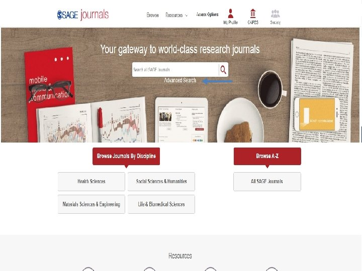 Quality Content • Resource Management • Access • Integration • Consultation