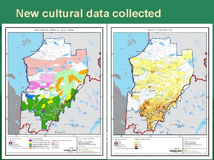 New cultural data collected ᐐᓂᐯᑰᐄᔨᔫᒡ ᓅᐦᒋᒦᐅᐄᔨᔫᒡ ᐁ ᓈᑕᒫᑐᑣᐤ (��� ) ᐄᔨᔫ ᑎᐯᔨᐦᒋᒉᓲ Grand Council