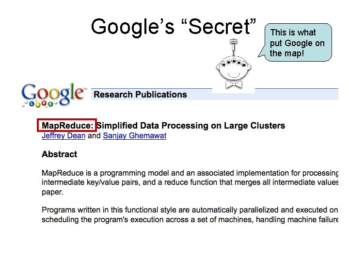 """Google's """"Secret"""" This is what put Google on the map!"""
