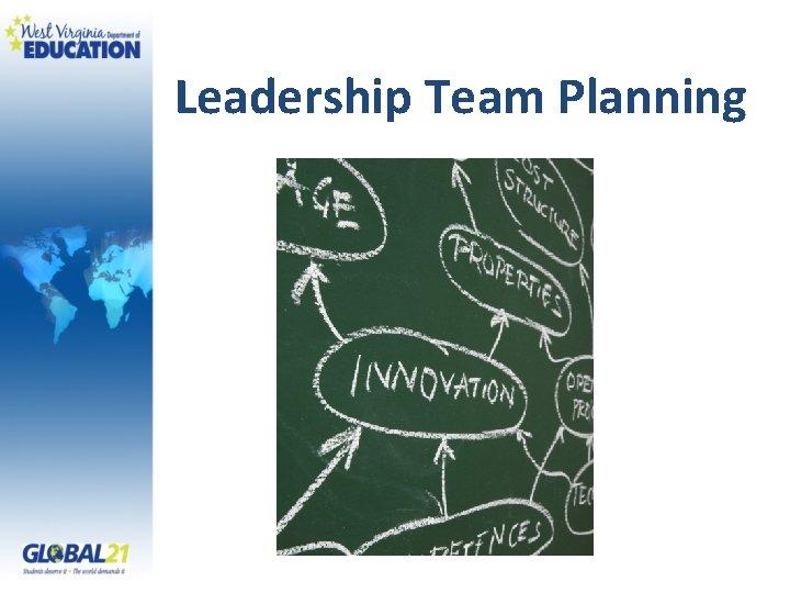 Leadership Team Planning