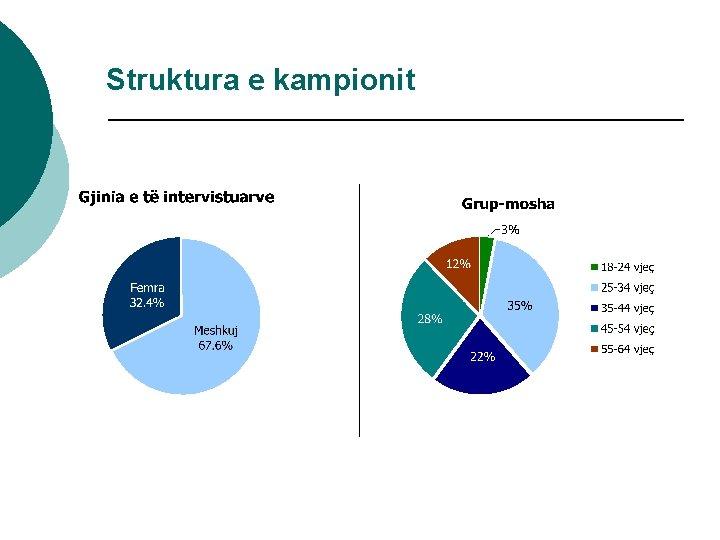 Struktura e kampionit