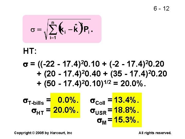6 - 12 HT: = ((-22 - 17. 4)20. 10 + (-2 - 17.