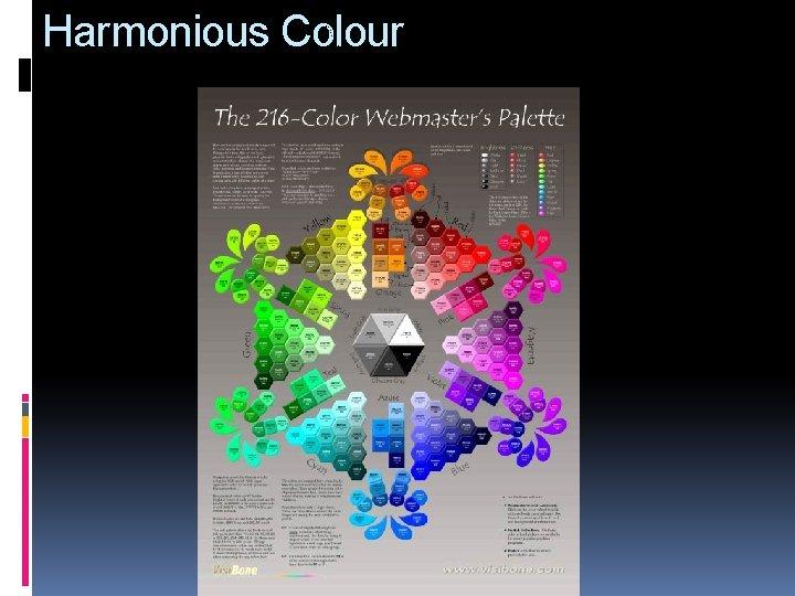 Harmonious Colour