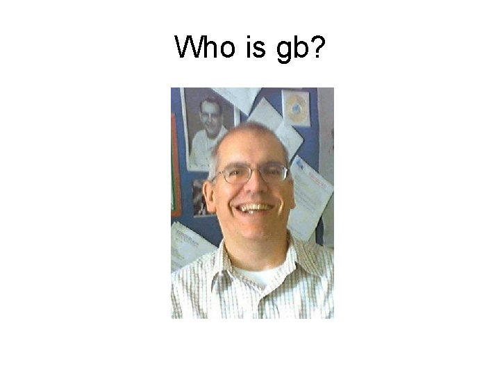 Who is gb?