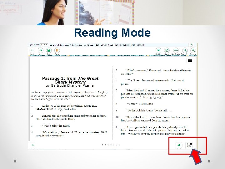 Reading Mode