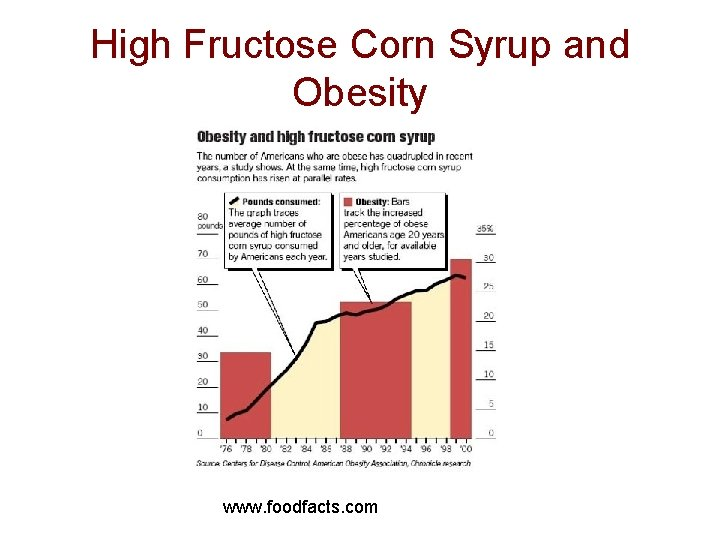 High Fructose Corn Syrup and Obesity www. foodfacts. com