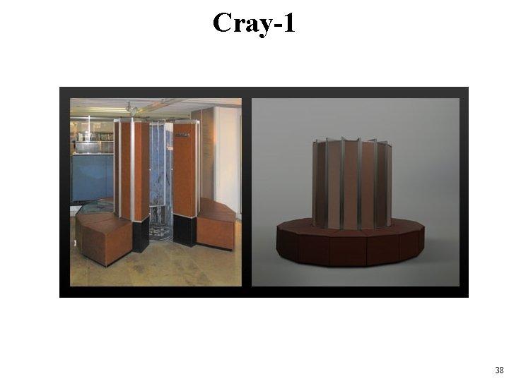 Cray-1 38