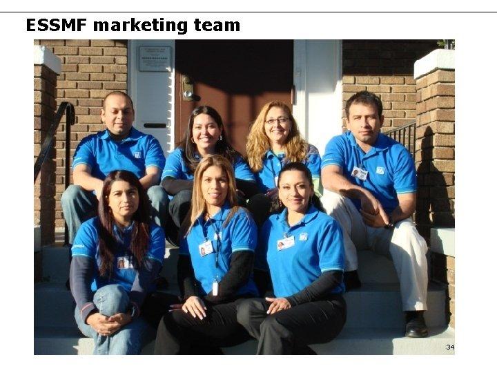 ESSMF marketing team 34
