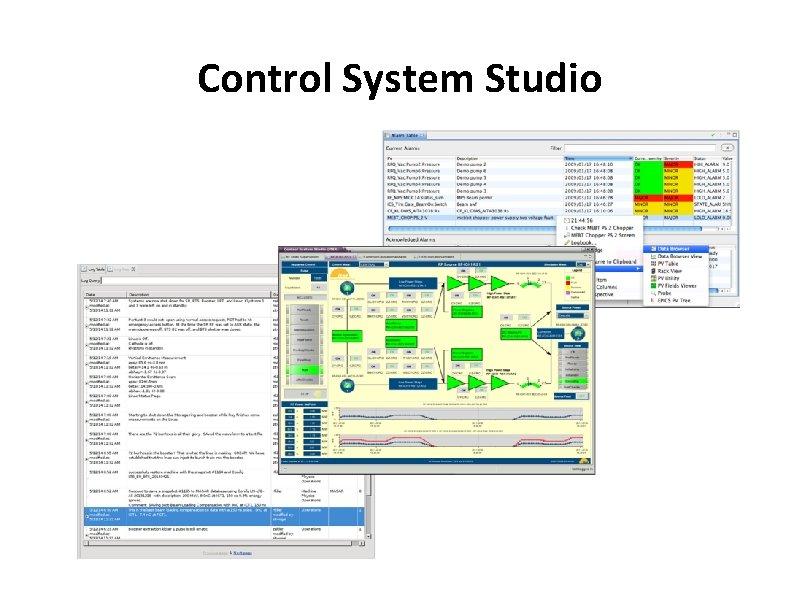 Control System Studio