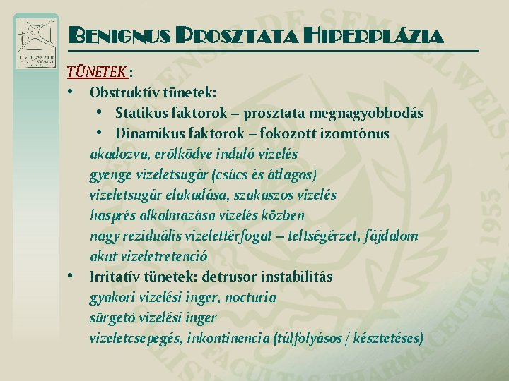 Prosztata betegségek – .: frigo-max.hu :. Emberi test INFRA vizsgálata