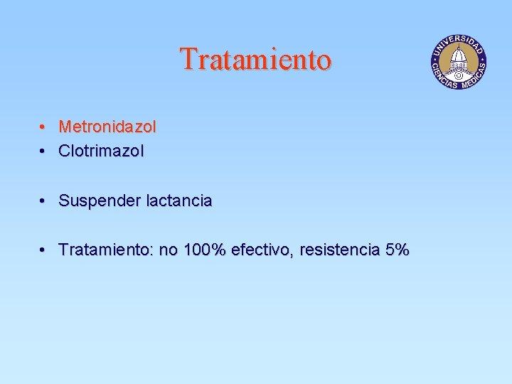 Trichomonas clotrimazole