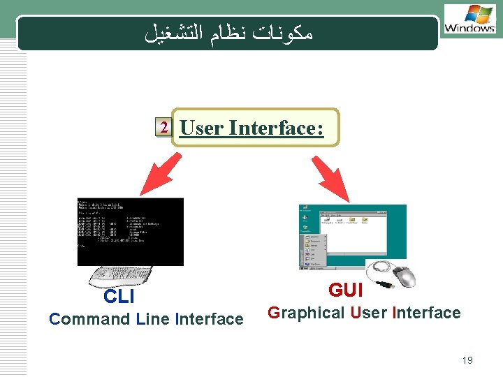 Logo 2 User Interface Cli Command Line Interface