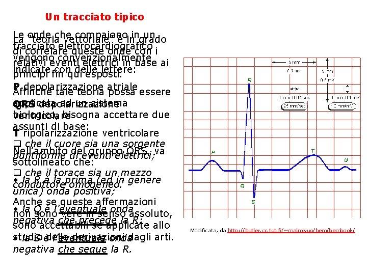 """Un tracciato tipico Le che compaiono un La onde """"teoria vettoriale"""" è iningrado tracciato"""