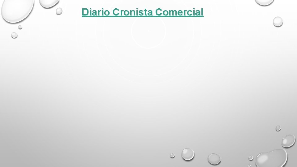 Diario Cronista Comercial