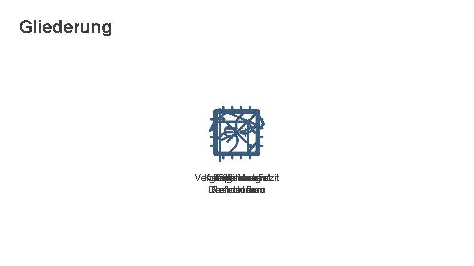 Gliederung Vergleich Installation Konstruktoren/ Einführung Zeiger Speicher und und Fazit Grundaufbau Destruktoren Referenzen