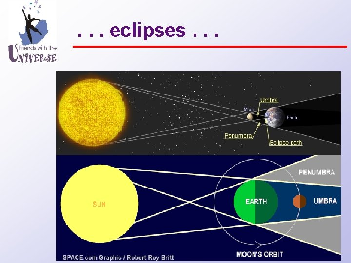 . . . eclipses. . .