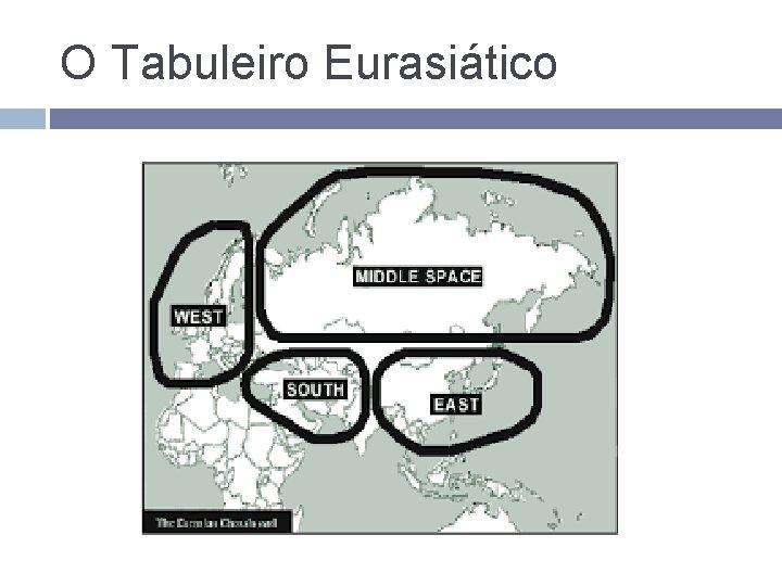 O Tabuleiro Eurasiático