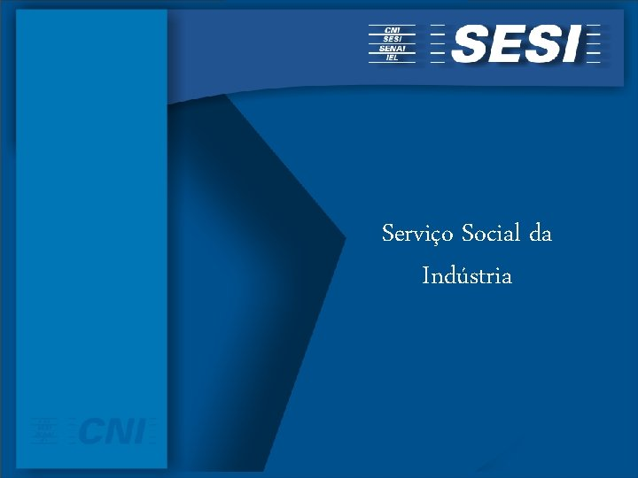 Serviço Social da Indústria