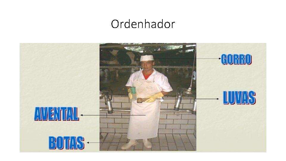 Ordenhador