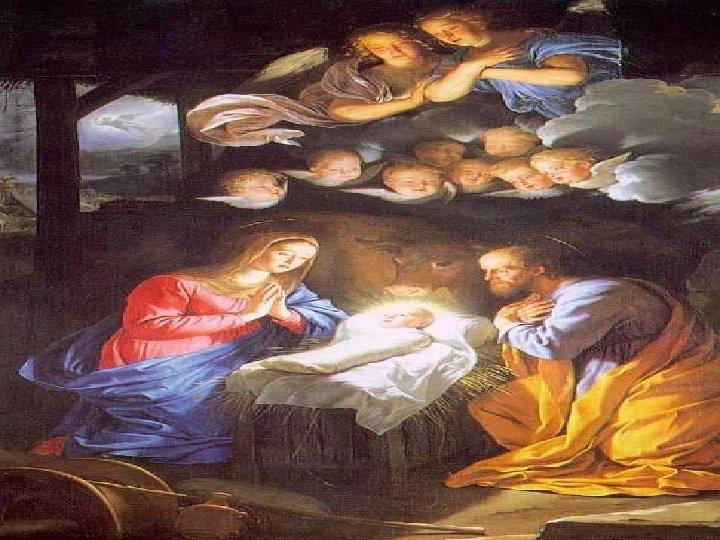 """O nascimento que celebramos esta noite significa que este """"Reino"""" chegou. Mas ele já"""