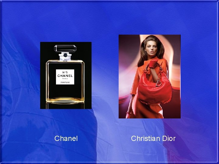 Chanel Christian Dior