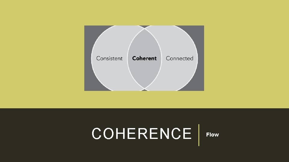 COHERENCE Flow